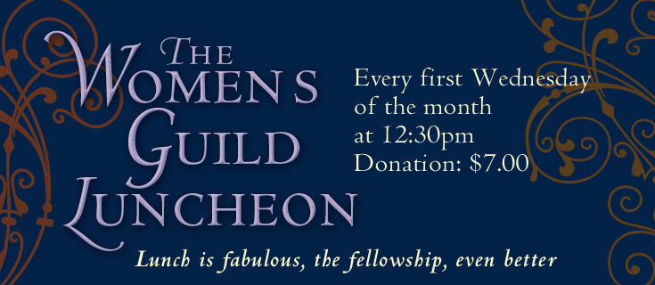 Women's Guild Luncheon